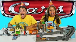 Download Cars 3 Mega City! || Disney Toy Review || Konas2002 Video
