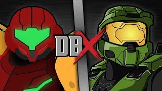 Download Samus VS Master Chief (Metroid VS Halo) | DBX Video