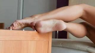 Download Sexy Foot in Sandal & Mule 84 Video