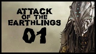 Download Attack of the Earthlings Gameplay Part 1 (WE'RE THE ALIENS NOW!) Video