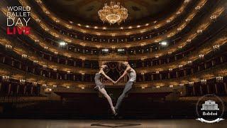 Download #WorldBalletDay 2019 - The Bolshoi Ballet LIVE Video