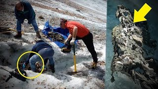 Download 5 Mysterious Things Found Frozen In Ice! Video