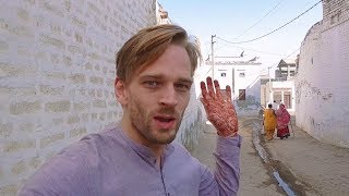 Download I LIVED IN AN INDIAN VILLAGE! 🐮 Foreigner Reactions to Rural Life in India Video
