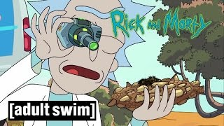 Download Shopping for a new world | Rick and Morty | Adult Swim Video