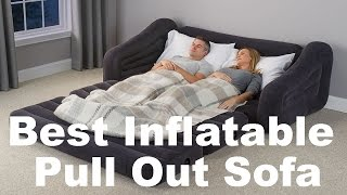 Download Inflatable Sofa Bed Review (Best Blow Up Couch Bed) Video