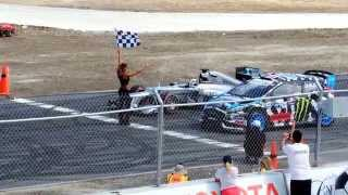 Download Lewis Hamilton and Ken Block Video