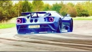Download Jeremy Clarkson Drifts Ford GT Video