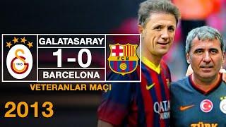 Download Veteranlar Maçı | Galatasaray 1-0 Barcelona Video