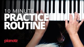 Download You Aren't Too Busy To Practice Piano (10 Minute Practice Routine) Video