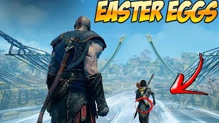 Download TODOS OS EASTER EGGS DE GOD OF WAR! Video