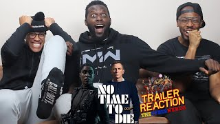 Download No Time To Die Reaction Video