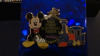 Download Main Street Electrical Parade merchandise and food at Disneyland 2017 Video