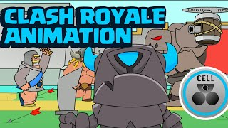 Download Clash Royale Animation Compilation Video