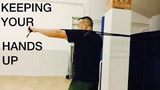 Download Boxing - how to keep your hands high Video
