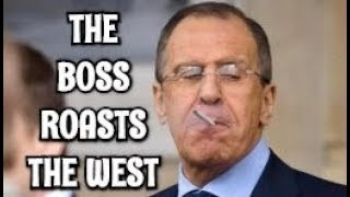 Download EXCLUSIVE, FULL & UNEDITED Interview Of Lavrov To BBC Video