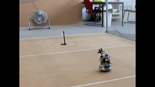 Download Using Insect Electroantennogram Sensors on Autonomous Robots for Olfactory Searches Video