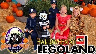 Download Trick-or-Treating at Legoland! Brick-or-Treat Video