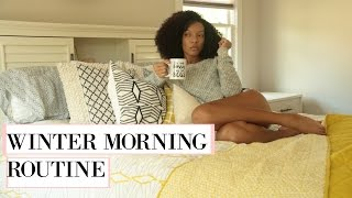 Download Winter Morning Routine | Lazy Day! Video