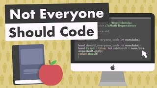Download Not Everyone Should Code Video