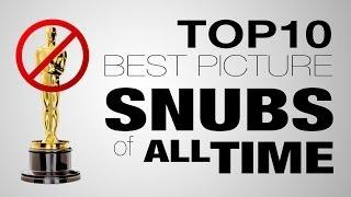 Download 10 Biggest Best Picture Oscar Snubs Video