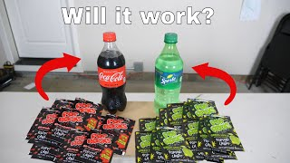 Download Can You Carbonate Soda With Pop Rocks? Bad Idea... Video