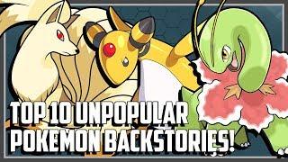 Download Top 10 Unpopular Pokemon With Interesting Backstories! Video