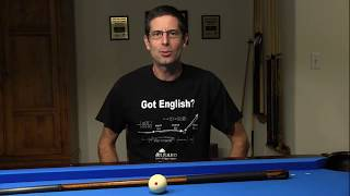 Download ″Got English?″ – How to Aim Using Sidespin, With Game-Situation Examples Video