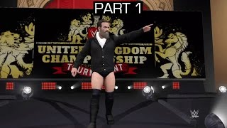 Download WWE 2K17 Universe Mode Highlights - UK Championship Tournament Part 1 Video