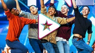 Download BEST EVER Dance Crewes on Britain's Got Talent Video