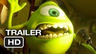 Download Monsters University TRAILER 2 (2013) Monsters Inc Prequel Pixar Movie HD Video