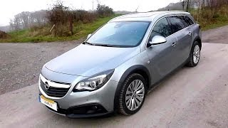 Download 2014 Opel Insignia Country Tourer 2.0 CDTI Exterieur in Detail Video