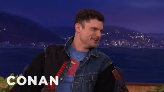 Download Flula Borg Plans Conan's Trip To Germany - CONAN on TBS Video