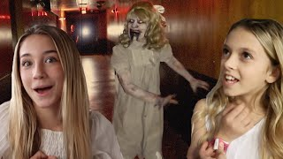 Download Queen Mary Dark Harbor 2018 | Lullaby Haunted Ship Maze | Quinn Sisters Video
