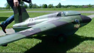 Download R/C Turbine Messerschmitt ME-163 Komet ″nickname″ Power-Egg extrem Fast Video
