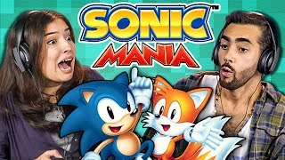 Download ADULTS PLAY SONIC MANIA! (React: Gaming) Video