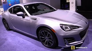 Download 2017 Subaru BRZ - Exterior and Interior Walkaround - 2017 Detroit Auto Show Video