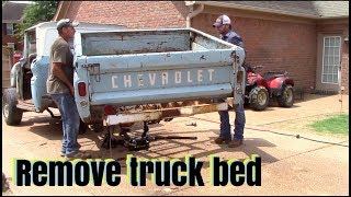 Download Remove bed from chevy c10 Video