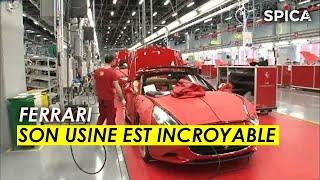 Download EXCLU ! FERRARI, son usine est juste INCROYABLE ! Video