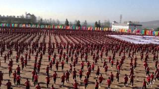 Download Kunfu Academy, China, near the Shaolin Temple, (Tagou Martial Arts School) Video
