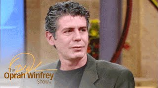 Download Anthony Bourdain: The Amount of Butter Chefs Use Will Shock You | The Oprah Winfrey Show | OWN Video