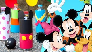 Download Mickey & Friends DIY Summer of Service Bowling Set | Disney Family Video