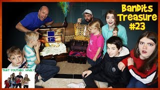 Download Bringing ALL The Bandits Treasure Together! What Just Happened! Surprise Ending/ That YouTub3 Family Video