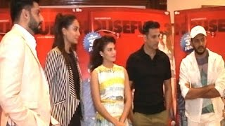 Download When Akshay did ragging of Lisa Haydon and Jacqueline jokingly Video