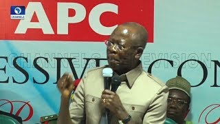 Download We Do Not Want Staggered Elections, Oshiomhole Tells INEC |Full Speech| Video