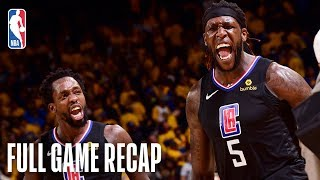 Download CLIPPERS vs WARRIORS | One Of A Kind HISTORIC Comeback | Game 2 Video