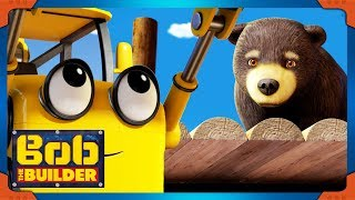 Download Bob the Builder full episodes | NEW Season 20 ⭐ Pilchard and the Bear - 1h of Fun 🐻 Kids Cartoon Video