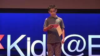 Download Community of the Future   Aaron Rhodes   TEDxKids@ElCajon Video