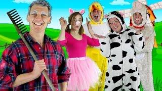 Download Old MacDonald Had a Farm - Kids nursery rhymes Video