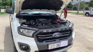 Download Used Car | 2019 FORD RANGER 4X4 White Color Video