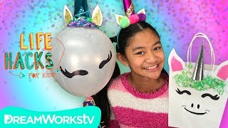 Download Unicorn Party Hacks | LIFE HACKS FOR KIDS Video